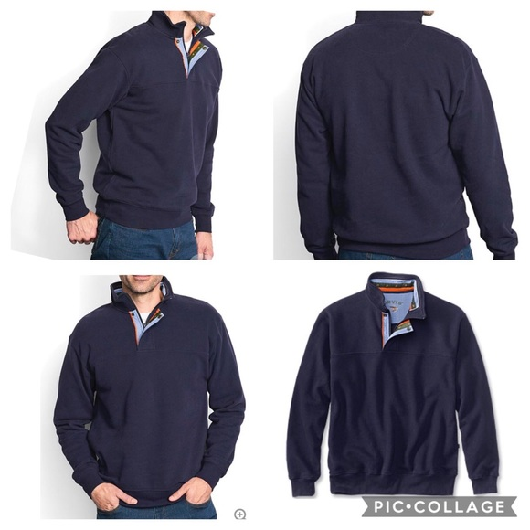 677fa8e0a Orvis Men's Signature Sweatshirts from Like New. M_5c74b15661974548c9828c97